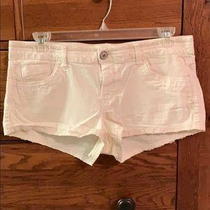 Rewind shorty shorts